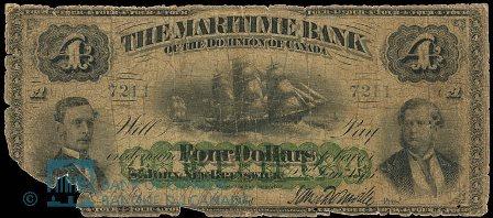 1873 maritime bank