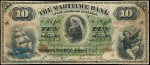 Value of Old Banknotes from The Maritime Bank of The Dominion of Canada in St. John