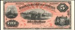 Value of Old Banknotes from The Halifax Banking Company, Canada