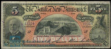 1904 5 bank NB