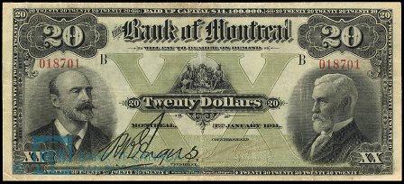 1911 bank montreal 20