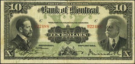 1914 bank montreal 10