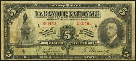 1922 5 BNQC