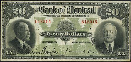 1923 bank montreal 20