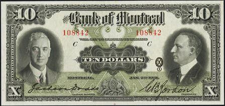 1931 bank montreal 10