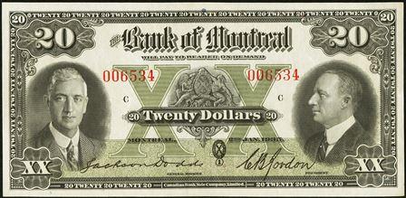 1935 bank montreal 20
