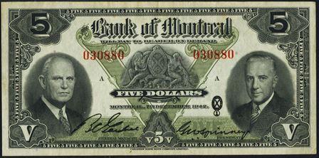1942 bank montreal 5