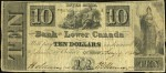 Value of Old Banknotes from The Bank of Lower Canada in Quebec