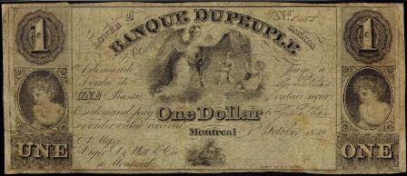 Banque Du Peuple 1839
