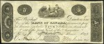 Value of Old Banknotes from The Bank of Canada in Montreal