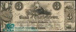 Value of Old Banknotes from The Bank of Charlottetown Prince Edward Island, Canada
