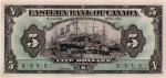 Value of Old Banknotes from Eastern Bank of Canada in St. John