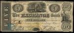 Value of Old Banknotes from The Exchange Bank Company of Chippewa, Canada
