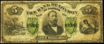 Value of Old Banknotes from The Bank of London in Canada