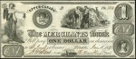 Value of Old Banknotes from The Merchants Bank of Toronto, Canada