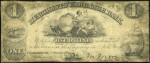 Value of Old Banknotes from The Merchants Exchange Bank of Goderich, Canada