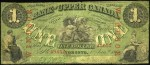 Value of Old Banknotes from The Bank of Upper Canada in York