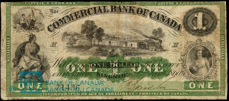 Commercial Canada 1860 1