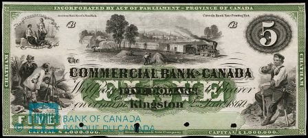 Commercial Canada 1860 5