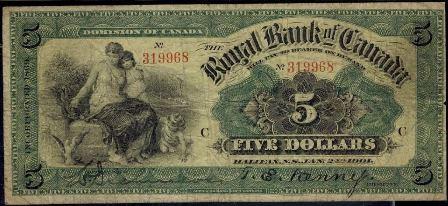 Royal Canada 1901 5