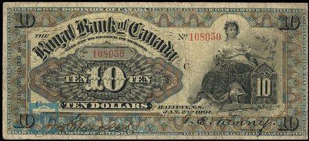 Royal canada 1901 10