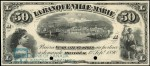Value of Old Banknotes from La Banque Ville-Marie in Montreal, Canada