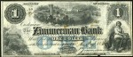 Value of Old Banknotes from The Zimmerman Bank of Elgin, Canada