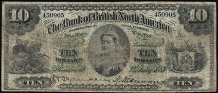 bank british north america 1886 10