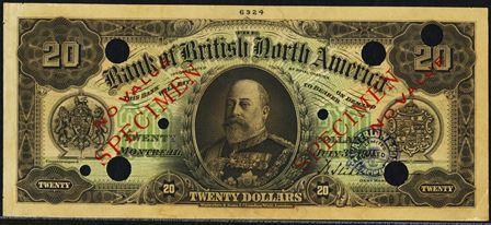 bank british north america 1911 20