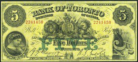 bank of toronto 5