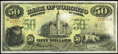 bank of toronto 50