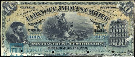 banque jacques cartier 1889