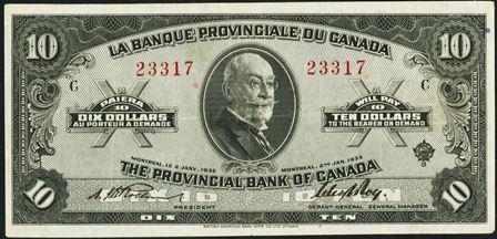 banque provinciale 1935 10