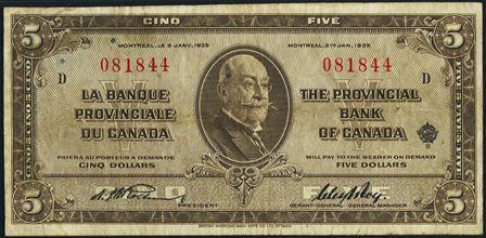 banque provinciale 1935 5