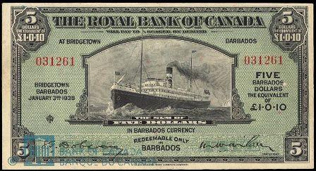 barbados 1938 5