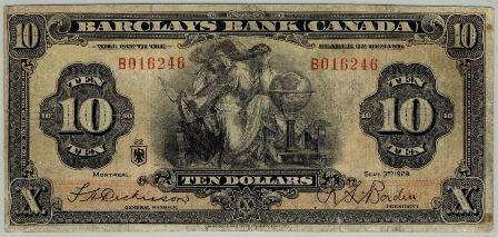 barclays 1929 10