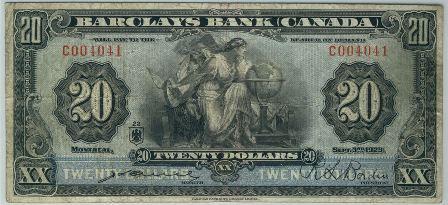barclays 1929 20