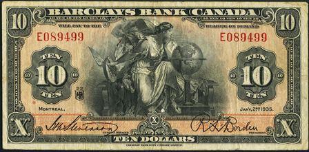 barclays 1935 10