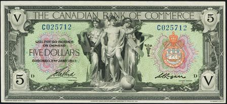 canadian bank 1917 5