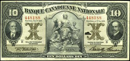 canadienne nationale 1929 10