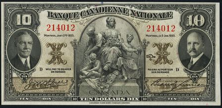 canadienne nationale 1935 10