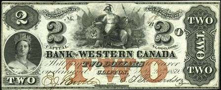 clifton bank of western canada