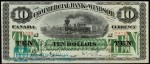 Value of Old Banknotes from The Commercial Bank of Windsor, Canada