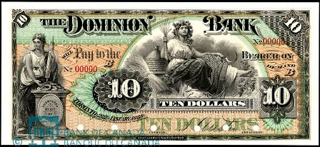 dominion bank 1888 10