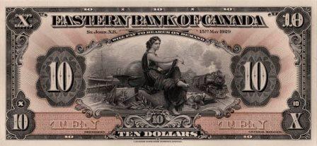 eastern bank 1929 10