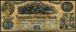 Value of Old Banknotes from The Grenville County Bank in Prescott, Canada