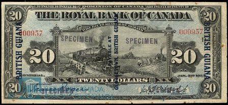 guiana 1913 20
