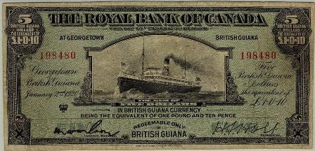 guiana 1920 5