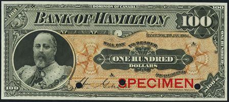 hamilton 1904 100