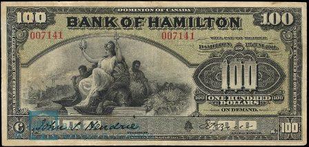 hamilton 1914 100